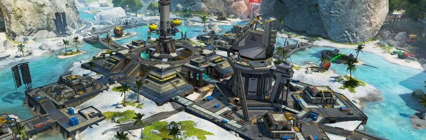 Apex Legends: une nouvelle carte et une nouvelle saison pour le Battle Royale