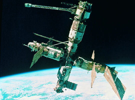 Station orbitale Mir