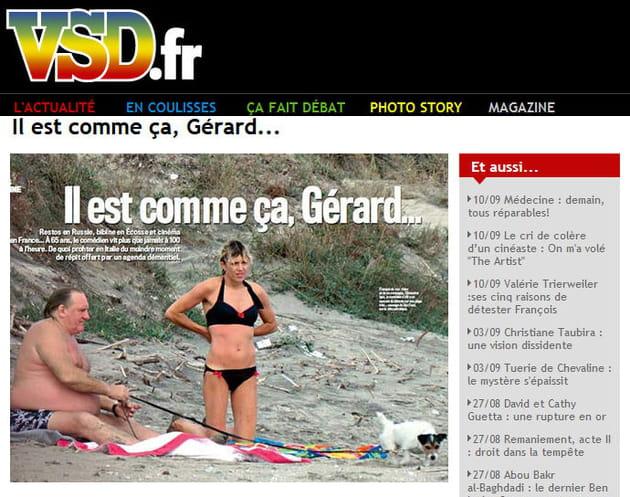 depardieu clã©mentine igou