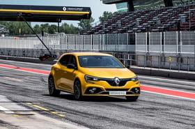 La nouvelle Renault Mégane RS en images