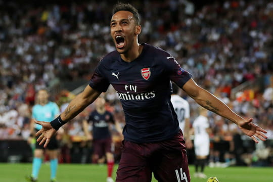 Valence - Arsenal: le show d'Aubameyang et des Gunners, le résumé du match
