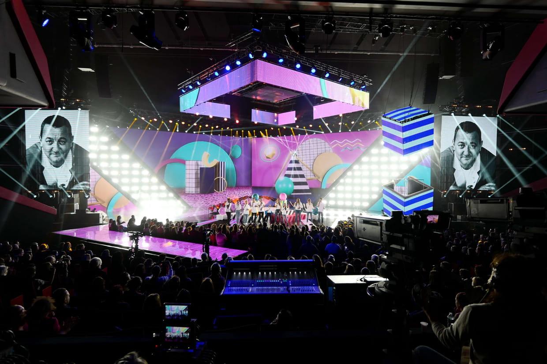 Les enfoir s 2018 le spectacle musique pr sent for Salon de musique strasbourg
