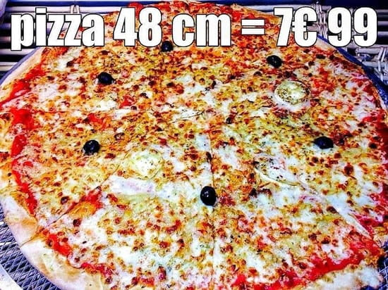 La Crise Pizza  - pizza pas cher -   © la crise pizza