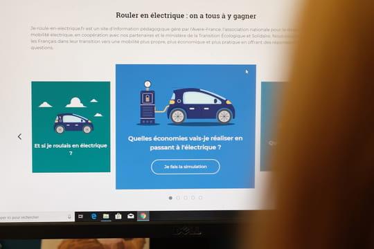 Je roule en électrique: un nouveau site pour changer de voiture