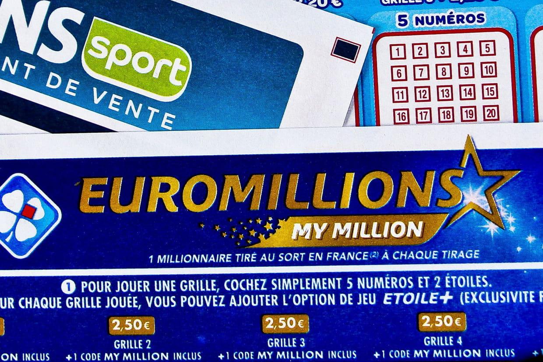 Resultat Euromillions