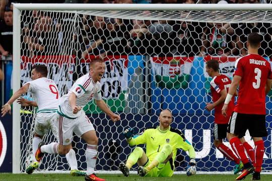 Résultat Autriche - Hongrie : exploit de la Hongrie, le score et le résumé du match