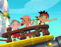 Jake et les pirates du pays imaginaire : Crochet rejoint l'équipe