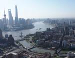 La Chine vue du ciel