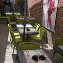 Le Lann-Bihoué  - terrasse en cour intérieur -   © propriétaire