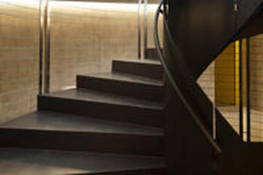 Escalier métallique: comment bien le choisir