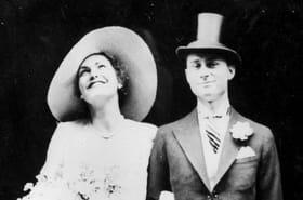 Les plus belles photos de mariage d'autrefois