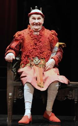 Michel Bouquet dans Le roi se meurt