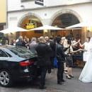 Restaurant : Le Touareg  - Entré du restaurant -