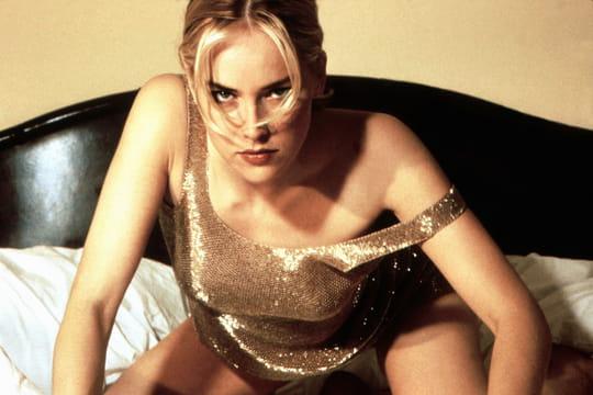 Sharon Stone dévoile son audition sexy pour Basic Instinct