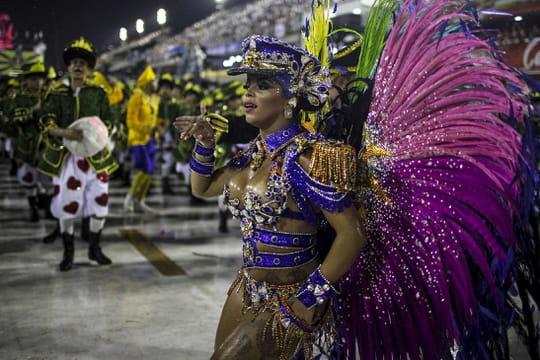 Carnaval de Rio:les plus belles images de cette édition 2018