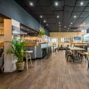 Restaurant : Healthy Café  - Salle du restaurant -   © Théo Cheval