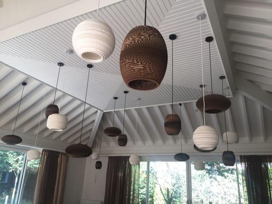 Restaurant : La Laiterie  - La salle principale -   © SM