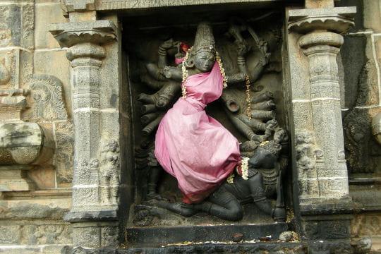 Kali la déesse du temps et de la mort