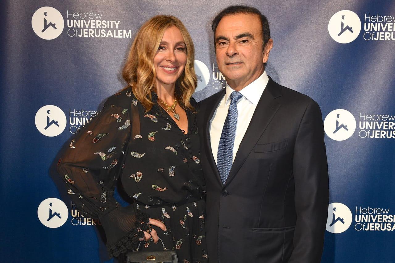 Carole Ghosn: la femme de Carlos Ghosn demande de l'aide
