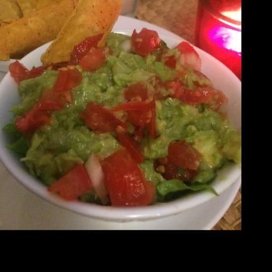 Entrée : Latine Fusion  - Guacamole -