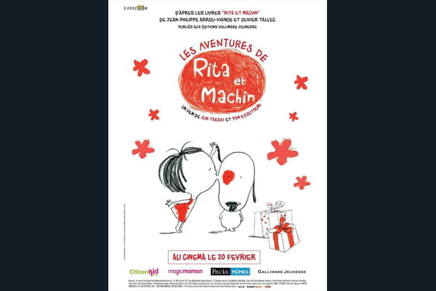 Les Aventures de Rita et Machin - Photo 1