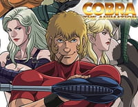 Cobra, the Animation : Le démon du temple