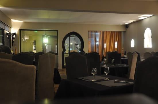 Saveurs du maroc  - salle restaurant -   © mo baz