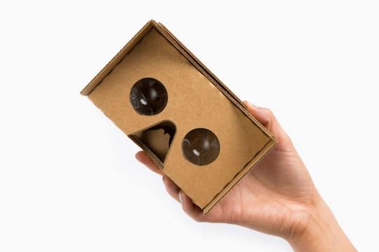 Google Cardboard: un nouveau casque de réalité virtuelle en mai?