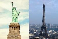 pour un aller-retour paris-new york, la fourchette de prix est très large 3 mois