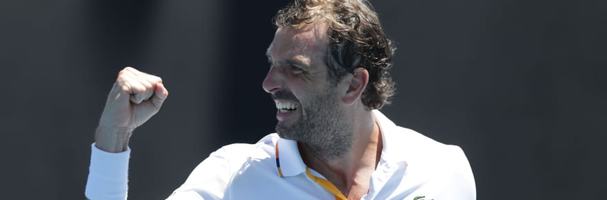 Open d'Australie: Benneteau élimine Goffin, les résultats en live