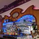 Restaurant : Café de la Bourse  - Son côté bar -