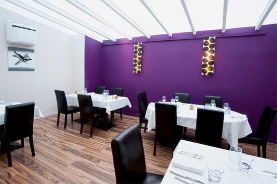 La Brasserie du Gourmet  - salle -   © chazelle marc photographe cabourg