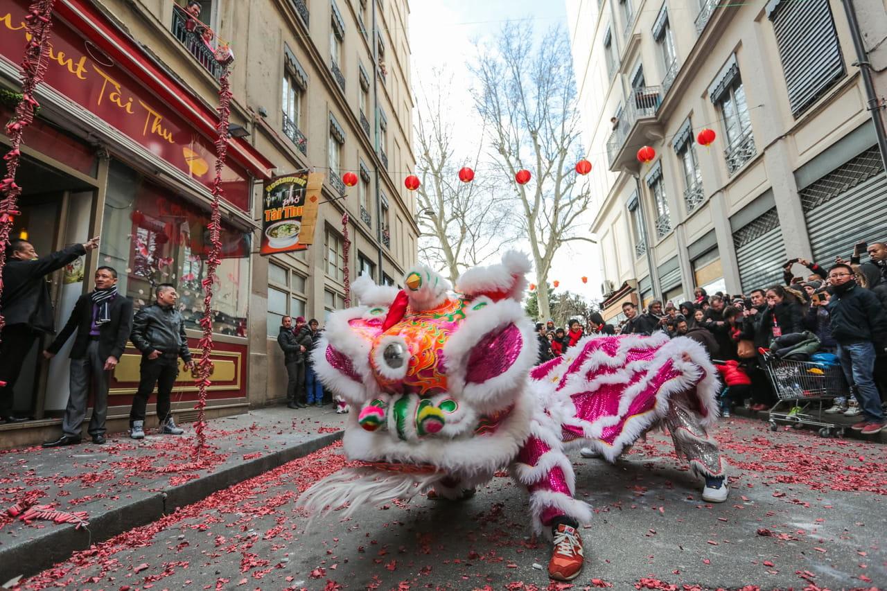Nouvel An chinois2019: défilés à Paris, Orléans et Lyon, l'horoscope