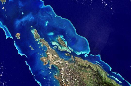 Barrière de corail