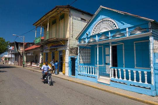 Puerto Plata, première ville de la côte nord