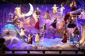 Le grand show des vitrines de Noël animées