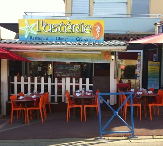 Restaurant : L'Astérie