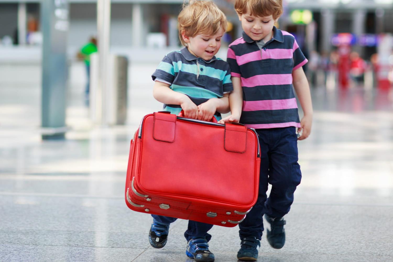 Meilleure valise enfant: nos coups de coeur