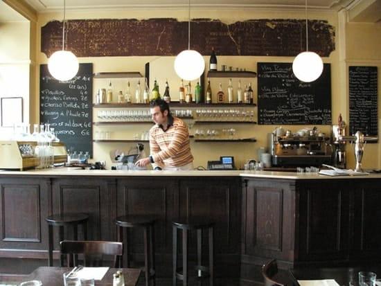 Le Chateaubriand  - Bar du Chateaubriand -   © L'Internaute Magazine/Marianne Aubry-Lecomte