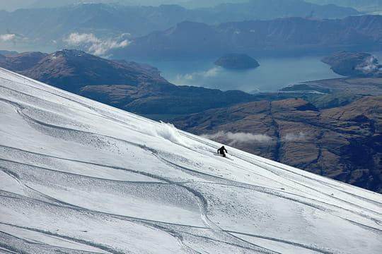 """Glissez vers des stations de ski """"exotiques"""""""