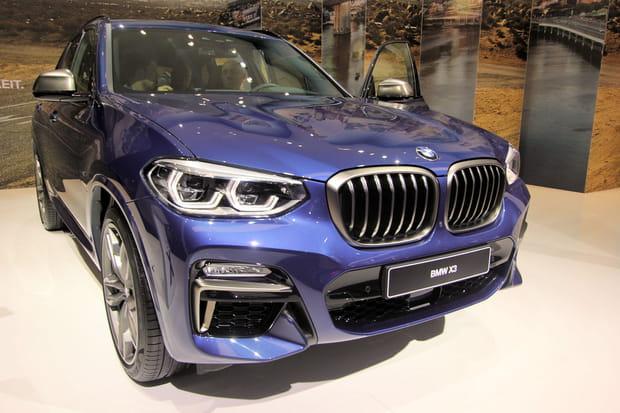 Le BMW X3revient en force