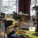 Restaurant Le Jean Bouin  - la salle -   © le jean bouin