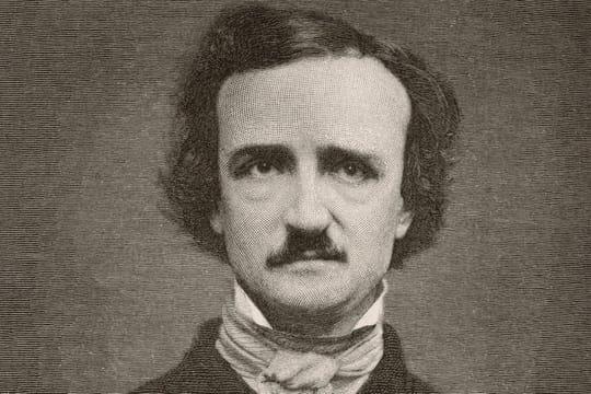 Edgar Allan Poe: biographie de l'écrivain américain, auteur du Corbeau