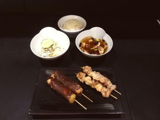 Bout'Sushis  - Menu Aomori - Bout'Sushis -   © Bout'Sushis