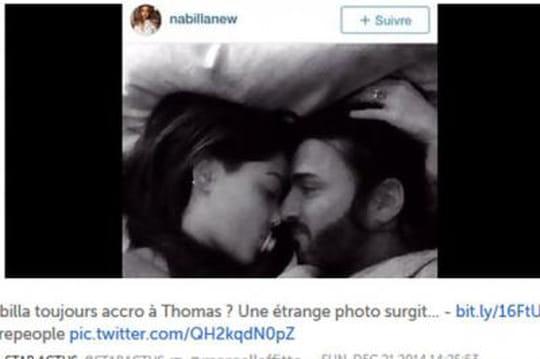 Nabilla en contact avec Thomas grâce à Instagram?