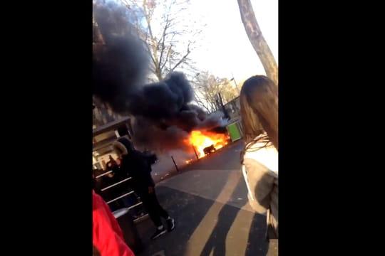 Clichy, Courbevoie, Colombes, Gennevilliers: violences devant plusieurs lycées