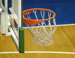 Basket-ball - Limoges (Fra) / Villeurbanne (Fra)