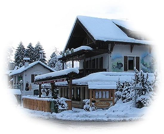 Au Relais Septimontain  - hiver -