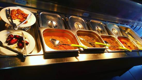 Plat : Indien Spice Masala   © Entrées chaude et plat chaud