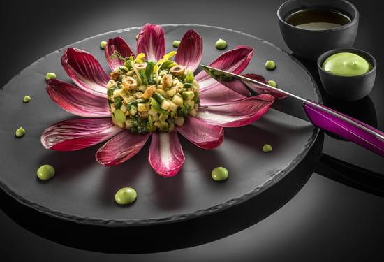 MADESENS Cuisine gastronomique et Bistrot gourmand  - Plat -